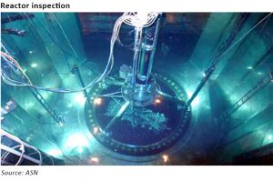 nuclear reactor inspection