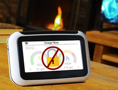 Smart meters: handing over control of electricity usage