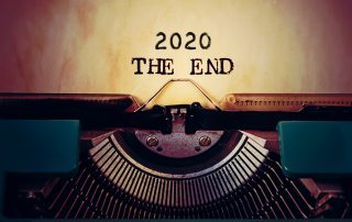 end of 2020