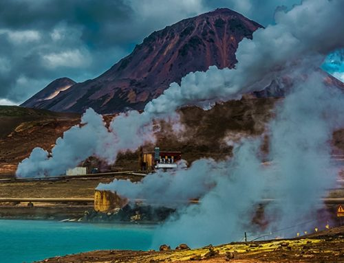Is geothermal energy the next hot topic?