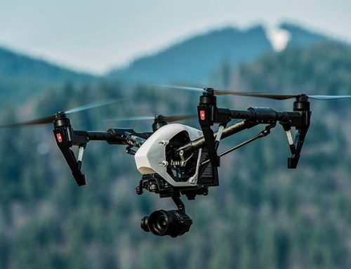 Drones and droids: automated power system monitoring