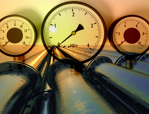 A very volatile day for global gas markets