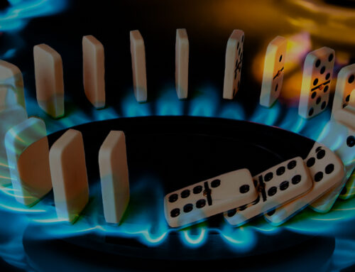 Domino effect: exit of gas shipper may push more suppliers to fail